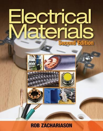9781111640064: Electrical Materials