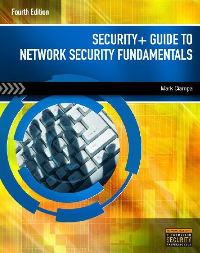 Lab Manual for Ciampa's Security+ Guide to: Dean Farwood