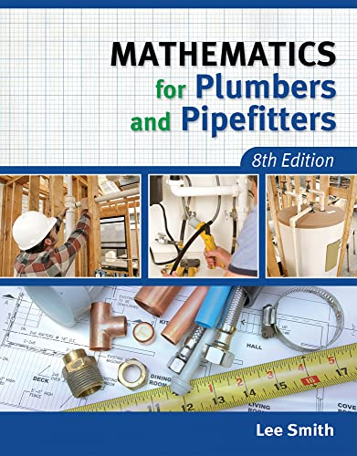 9781111642600: Mathematics for Plumbers and Pipefitters