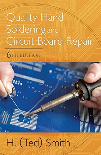9781111642662: Quality Hand Soldering and Circuit Board Repair