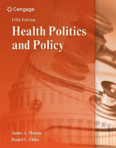 9781111644154: Health Politics and Policy