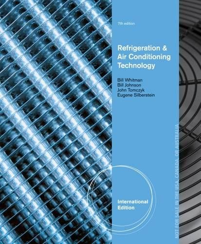 9781111644543: Refrigeration and Air Conditioning Technology