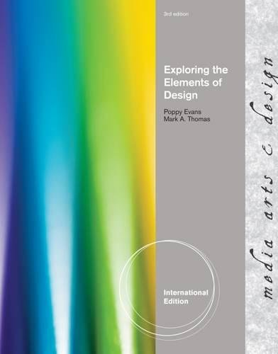 9781111645502: Exploring the Elements of Design