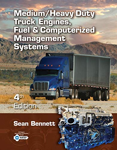 9781111645694: Medium/Heavy Duty Truck Engines, Fuel & Computerized Management Systems