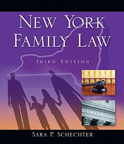 New York Family Law: Sara P. Schechter