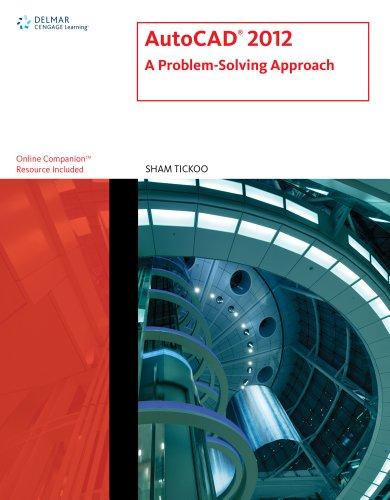 9781111648503: AutoCAD 2012: A Problem-Solving Approach
