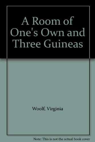9781111648640: A Room of One's Own and Three Guineas
