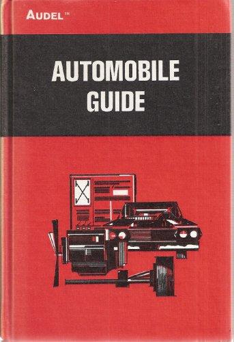 9781111651183: Audel Automobile Guide