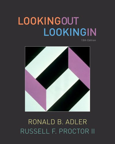 Bundle: Looking Out, Looking In, 13th + CourseMate with eBook, Interactivity Video Activity, Audio ...