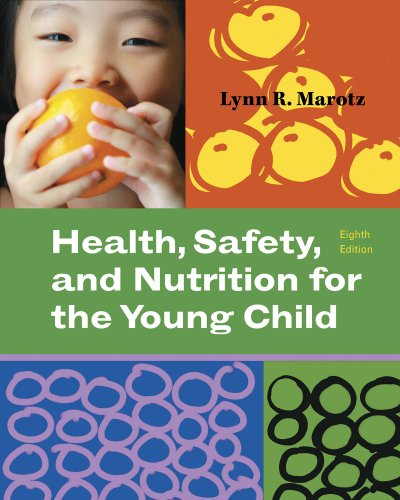 Bundle: Health, Safety, and Nutrition for the Young Child, 8th + WebTutor(TM) on Blackboard with ...