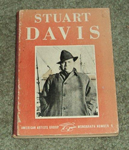 9781111657994: Stuart Davis (American Artists Group. Monograph)