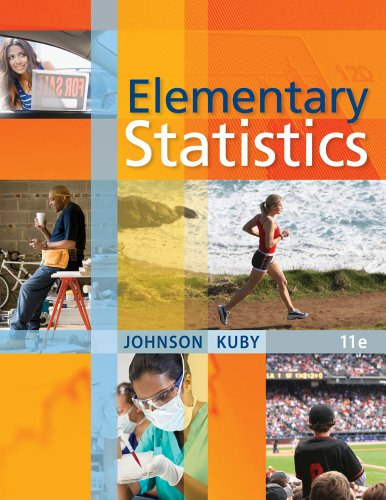 Bundle: Elementary Statistics, 11th + Statistics CourseMate with eBook Printed Access Card: Johnson...