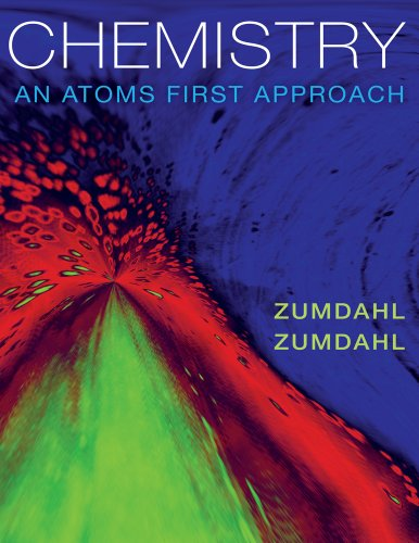 Bundle: Chemistry: An Atoms First Approach + OWL eBook (24 months) Printed Access Card: Steven S. ...