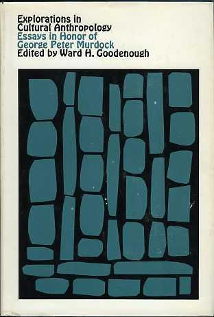 explorations in cultural anthropology essays in  9781111664251 explorations in cultural anthropology essays in honor of george peter murdock