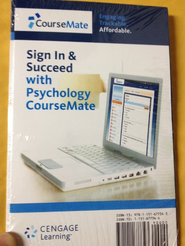 Psychology Coursemate; What Is Psychology 3rd Edition: Pastorino