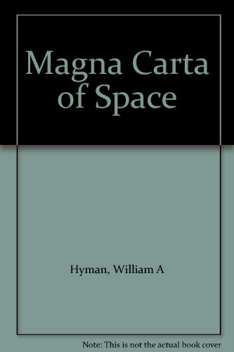 9781111693626: Magna Carta of Space