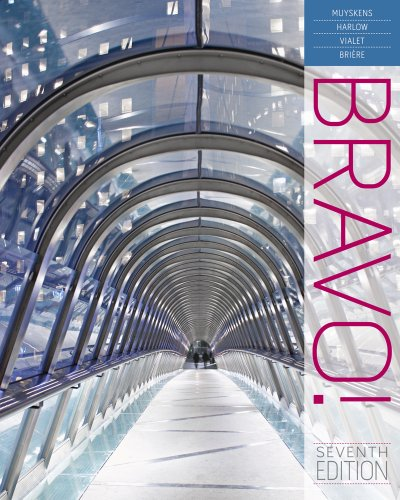 Bundle: Bravo!, 7th + iLrnTM Printed Access: Muyskens, Judith; Harlow,