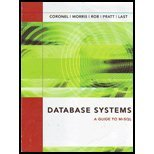 9781111723996: DATABASE SYSTEMS >CUSTOM<