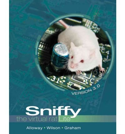 Sniffy the Virtual Rat Pro, Version 3.0 (StandAlone) (1111726264) by Greg Wilson; Jeff Graham; Tom Alloway