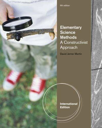 9781111771102: Elementary Science Methods: A Constructivist Approach