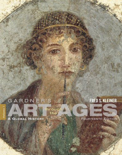 Gardner's Art through the Ages: A Global History, Volume I (Book Only): Fred S. Kleiner