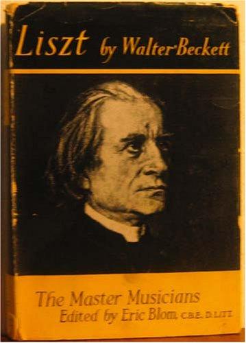 9781111820886: Liszt