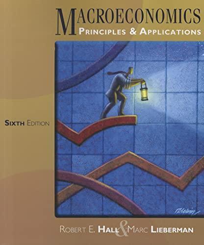 9781111822354: Macroeconomics: Principles and Applications