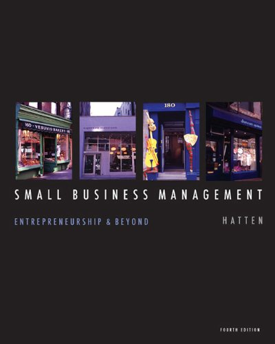 9781111822460: Small Business Management, Reprint