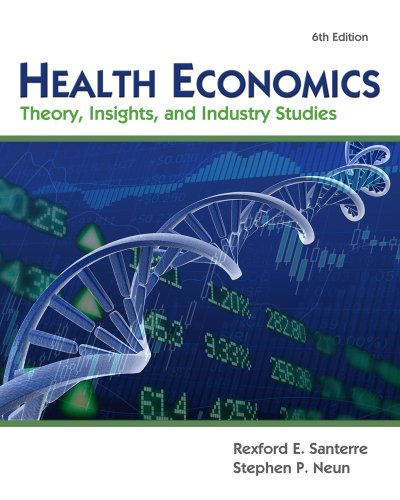 9781111822743: Health Economics (Book Only)