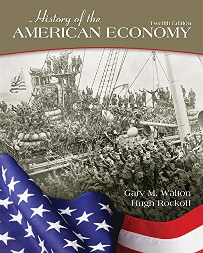 History of the American Economy: Walton, Gary