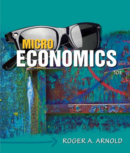 9781111822941: Microeconomics (with Video Office Hours Printed Access Card)