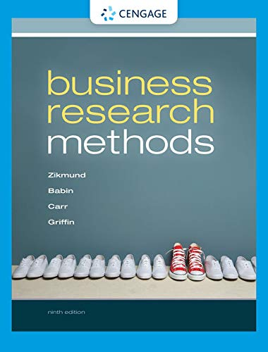 Business Research Methods (with Qualtrics Printed Access: Griffin, Mitch, Carr,