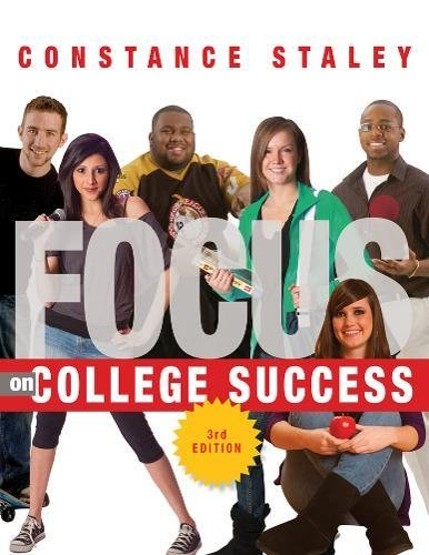 9781111827526: Focus on College Success, 3rd Edition