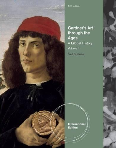 9781111827700: Gardner's Art Through The Ages: Volume II: A Global History