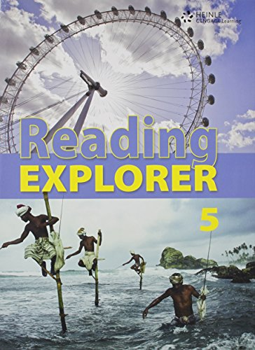 9781111827960: Reading Explorer 5