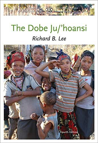 9781111828776: The Dobe Ju/'hoansi