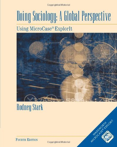 9781111830229: Doing Sociology: A Global Perspective