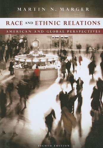 9781111830373: Race and Ethnic Relations: American and Global Perspectives