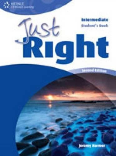 Just Right Intermediate: Harmer, Jeremy, Lethaby,