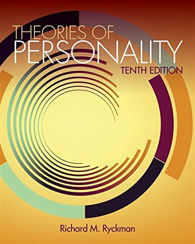 9781111830663: Theories of Personality