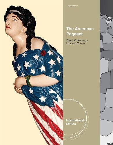 9781111830854: The American Pageant