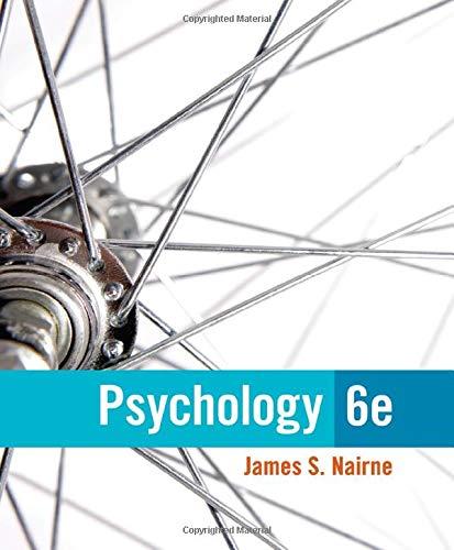 9781111831011: Psychology