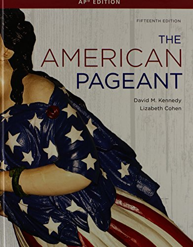 9781111831066: The American Pageant: A History of the American People, AP Edition