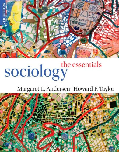 9781111831561: Sociology: The Essentials