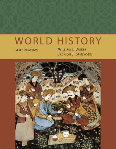 World History (1111831653) by Jackson J. Spielvogel; William J. Duiker
