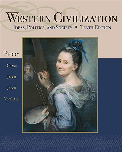 9781111831684: Western Civilization: Ideas, Politics, and Society