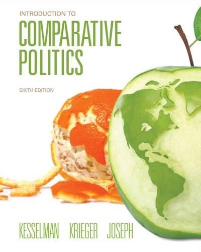 9781111831820: Introduction to Comparative Politics
