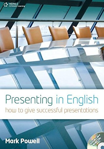 9781111832278: US Presenting in English-Student Book (Student Book and Audio CD)