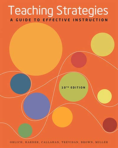 9781111832636: Teaching Strategies: A Guide to Effective Instruction