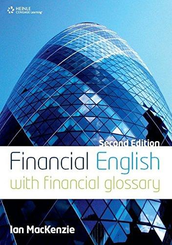 Financial English: Mackenzie, Ian